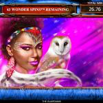 6 Wonder Spins Large Symbol