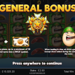 7 Bonus 3 Splash Screen