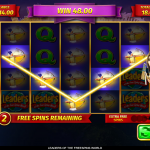 7 Cleopatra Bonus Win