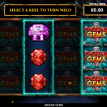 7 Free Spin Wild Reel Selection