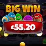 7 Free Spins Big Win