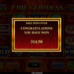 7 Free Spins Bonus Result