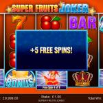 7 Free Spins Bonus Retrigger
