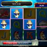 7 Frees Spins Symbol Land