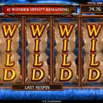 7 Wonder Spins Stacked Wild