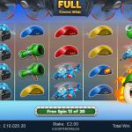 8 Bonus 3 Full Wilds