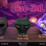 8 Croc-Trails Bonus Drink Result