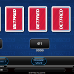8 Find the BetFred King Gamble Feature 5 Cards