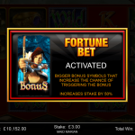 8 Fortune Bet Mode