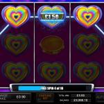 8 Free Spins Bonus Win