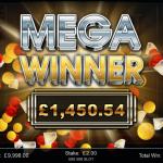 8 Mega Win