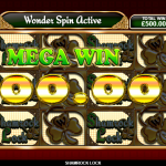 8 Wonder Spin Mega Win