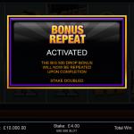 9 Bonus Repeat Gameplay