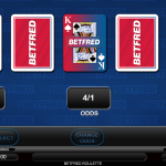 9 Find the BetFred King Gamble Feature 5 Cards Win