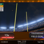 9 First Down Bonus Field Goal Attempt