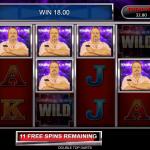 9 Free Spins Bonus Win
