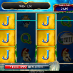 9 Frees Spins Symbol Win