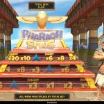 9 Pyramid Of Prizes Bonus Pharaoh Spins Win